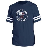 LIBERTY LAKE DAY CAMP GAME DAY TEE