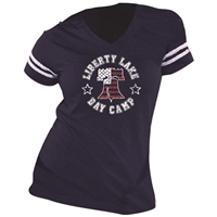 LIBERTY LAKE DAY CAMP LADIES GAME DAY TEE