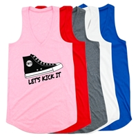 LIBERTY LAKE SNEAKER AT EASE TANK BY LUXEBASH