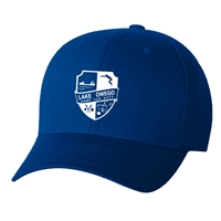 LAKE OWEGO CAMP YUPOONG FLEX FIT CAP