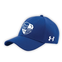LAKE OWEGO UNDER ARMOUR CURVED BRIM STRETCH FITTED CAP