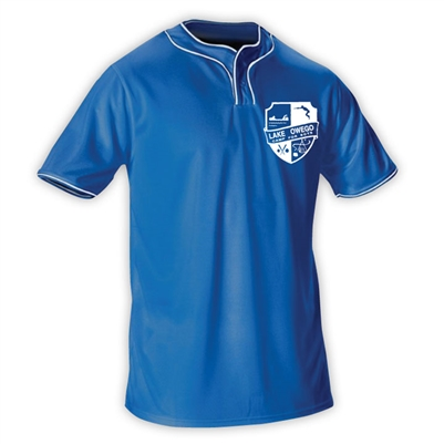 LAKE OWEGO BASEBALL JERSEY