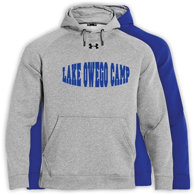 LAKE OWEGO UNDER ARMOUR HOODY