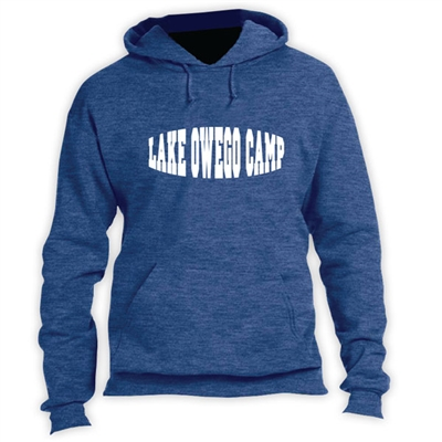 LAKE OWEGO VINTAGE HOODED SWEATSHIRT