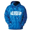 LAKE OWEGO  ROYAL TIE DYE SWEATSHIRT