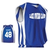 LAKE OWEGO OFFICIAL REV BASKETBALL JERSEY