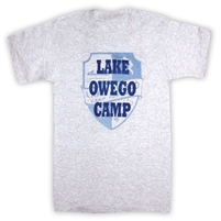 LAKE OWEGO TOPS LOGO TEE