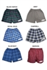 LAKE OWEGO FLANNEL BOXERS
