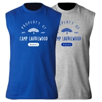LAURELWOOD SLEEVLESS TEE