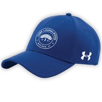 LAURELWOOD UNDER ARMOUR CURVED BRIM STRETCH FITTED CAP