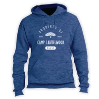 LAURELWOOD VINTAGE HOODED SWEATSHIRT