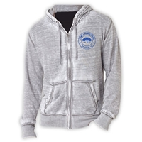 LAURELWOOD UNISEX BURNOUT HOODY