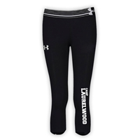 LAURELWOOD GIRLS UNDER ARMOUR HEAT GEAR ALPHA CAPRI
