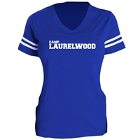 LAURELWOOD LADIES GAME DAY TEE