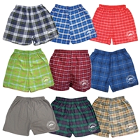 LAURELWOOD FLANNEL BOXERS
