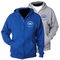 LAURELWOOD FULL ZIP HOODED SWEATSHIRT