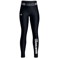 LAURELWOOD GIRLS UNDER ARMOUR HEAT GEAR LEGGING