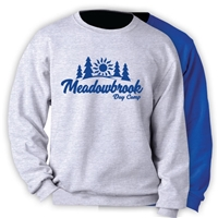MEADOWBROOK COUNTRY DAY CAMP CREW SWEATSHIRT