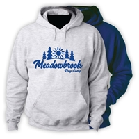MEADOWBROOK COUNTRY DAY CAMP HOODED SWEATSHIRT