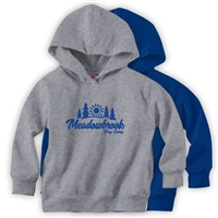 MEADOWBROOK COUNTRY DAY CAMP TODDLER HOODED SWEATSHIRT