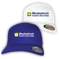 MEADOWBROOK COUNTRY DAY CAMP CAMP FLEX FIT CAP