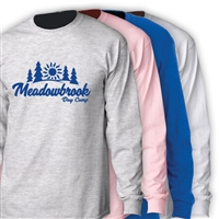 MEADOWBROOK COUNTRY DAY CAMP LONGSLEEVE TEE
