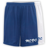 MEADOWBROOK COUNTRY DAY CAMP EXTREME MESH ACTION SHORTS