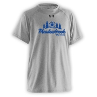MEADOWBROOK COUNTRY DAY CAMP UNDER ARMOUR TEE