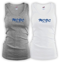 MEADOWBROOK COUNTRY DAY CAMP RIBBED TANK