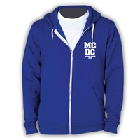 MEADOWBROOK COUNTRY DAY CAMP AMERICAN APPAREL FLEX FLEECE HOODY