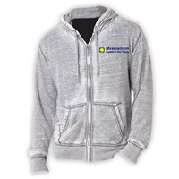 MEADOWBROOK COUNTRY DAY CAMP UNISEX BURNOUT HOODY