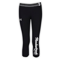 MEADOWBROOK COUNTRY DAY CAMP GIRLS UNDER ARMOUR HEAT GEAR ALPHA CAPRI