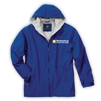 MEADOWBROOK COUNTRY DAY CAMP FULL ZIP JACKET WITH HOOD