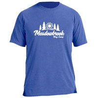 MEADOWBROOK COUNTRY DAY CAMP VINTAGE TEE