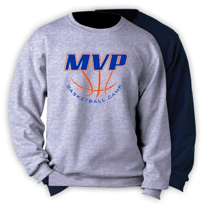 MVP BASKETBALL CAMP CREW SWEATSHIRT