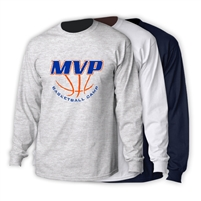 MVP BASKETBALL CAMP LONGSLEEVE TEE