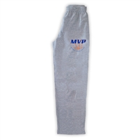 MVP BASKETBALL CAMP OPEN BOTTOM SWEATPANTS WITH POCKETS