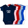 NOCK-A-MIXON INFANT BODYSUIT