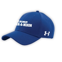 NOCK-A-MIXON UNDER ARMOUR CURVED BRIM STRETCH FITTED CAP