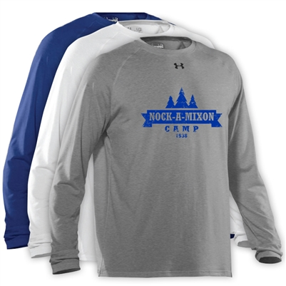 NOCK-A-MIXON UNDER ARMOUR LONGSLEEVE TEE