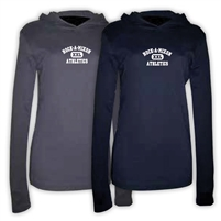 NOCK-A-MIXON AMERICAN APPAREL LONG SLEEVE HOODY