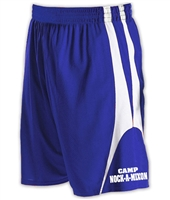NOCK-A-MIXON OFFICIAL REV BASKETBALL SHORTS