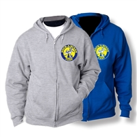 NOCK-A-MIXON FULL ZIP HOODED SWEATSHIRT