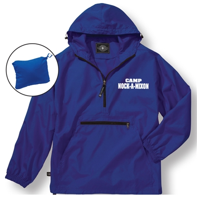 NOCK-A-MIXON PACK-N-GO PULLOVER JACKET