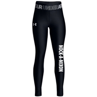 NOCK-A-MIXON GIRLS UNDER ARMOUR HEAT GEAR LEGGING