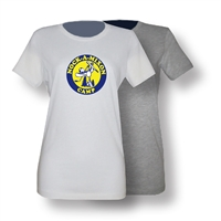 NOCK-A-MIXON GIRLS FITTED TEE