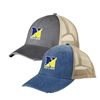 NOCK-A-MIXON OLLIE DISTRESSED HAT