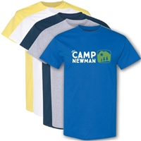CAMP NEWMAN OFFICIAL TEE