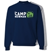 CAMP NEWMAN CREW SWEATSHIRT