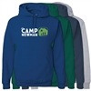 CAMP NEWMAN HOODED SWEATSHIRT